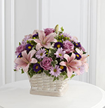 Loving Sympathy Basket
